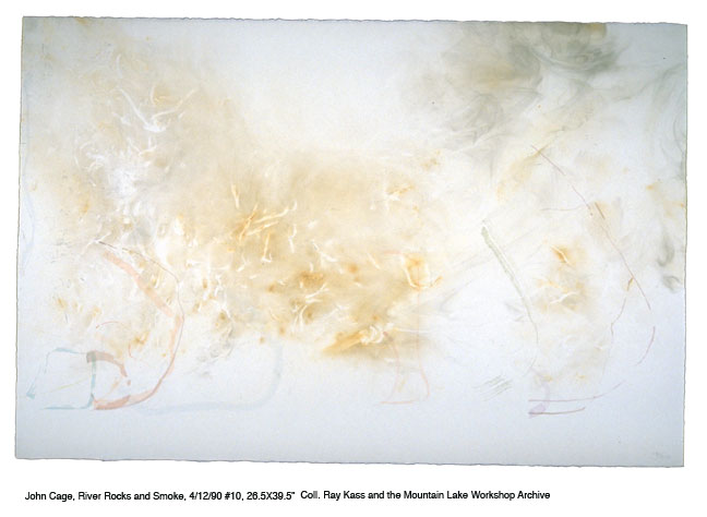 "River Rocks and Smoke, 4_10_90 #10, watercolor on ""smoked"" rag paper, 26.5 x 39.5 in. (67.31 x 100.33 cm).jpg"