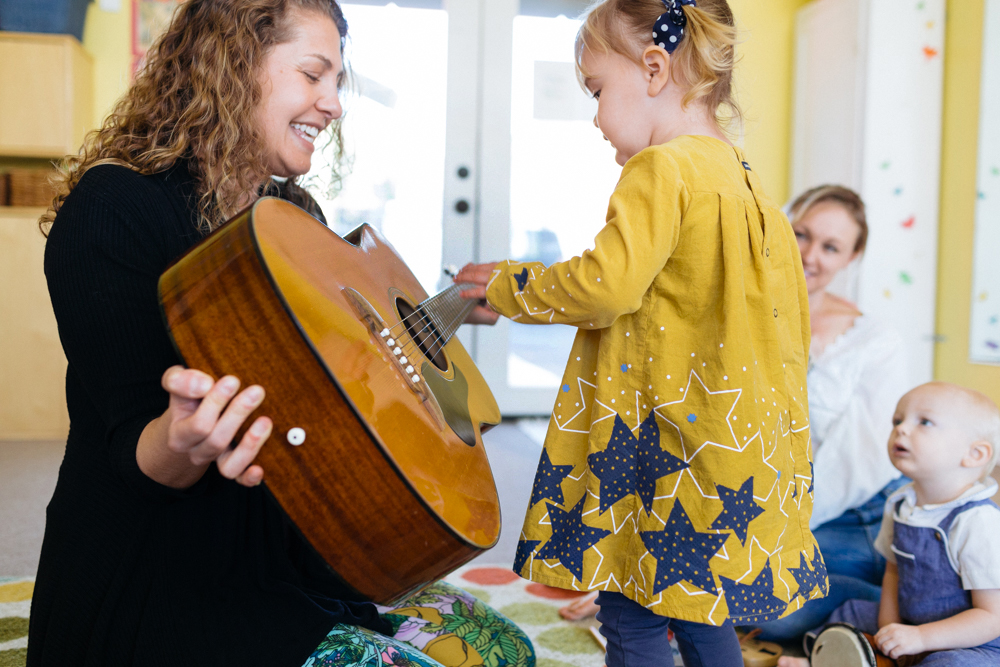 a music studio where children and music soar! - Music classes for infants, babies, toddlers and children.