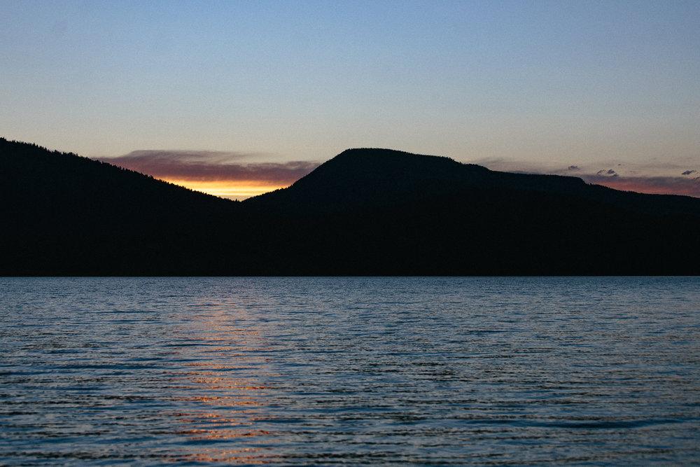 Jenny Lake, Wyoming