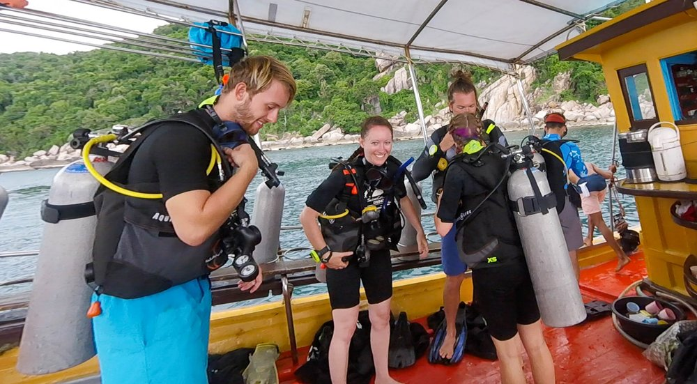 Scuba Diving | Adventure Photographer | Travel Photographer