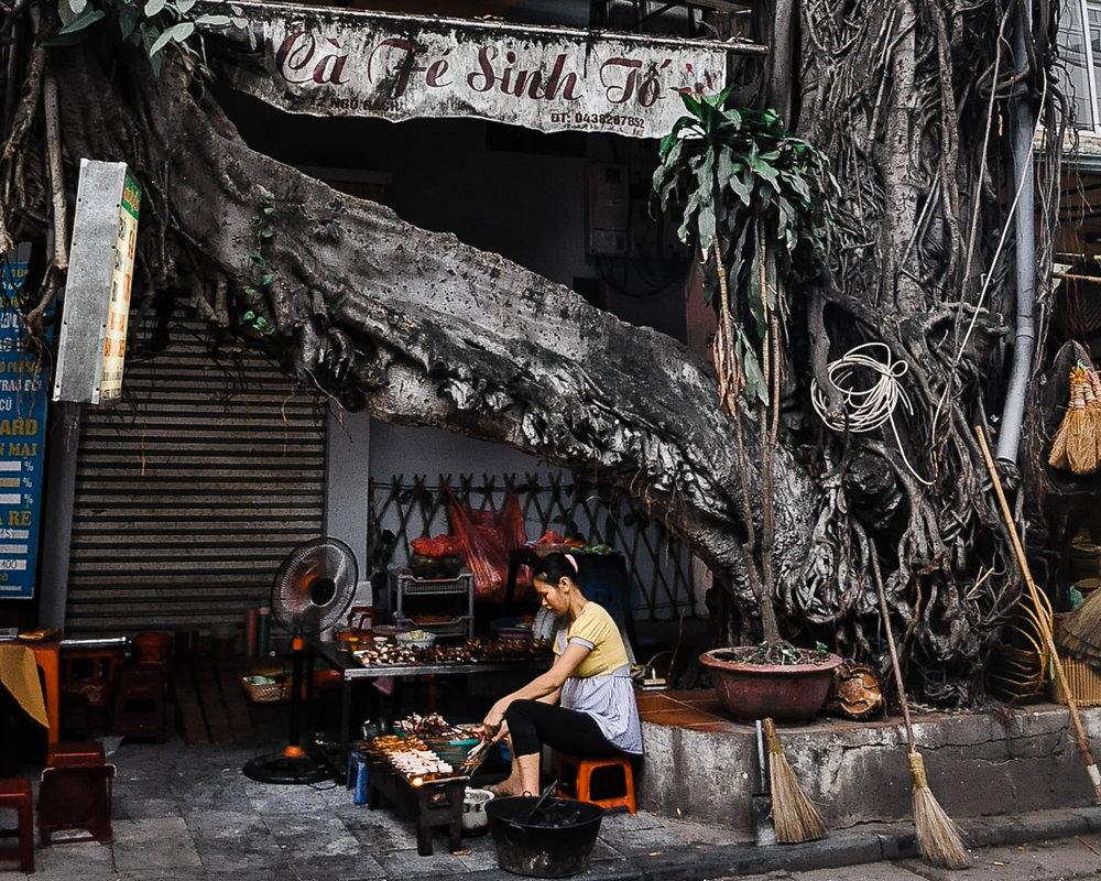 Ca Fe Sinh To   Hanoi, Vietnam