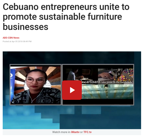 "Entrepreneurs in the Queen City of the South aspire to become the collective catalyst to help the province shift to a ""circular economy"" where products and materials are reused, Patricia Mendoza, co-organizer of the Cebu Design Week, told ANC."