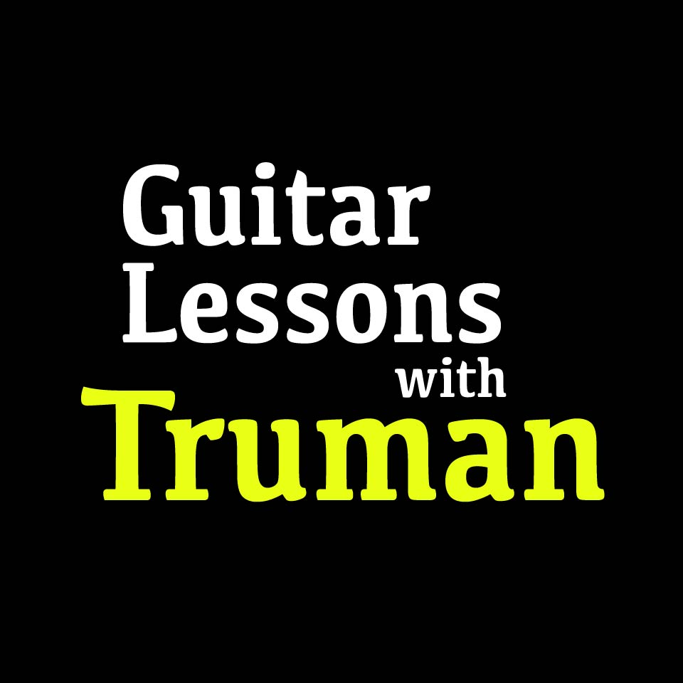 Guitar Lessons with Truman