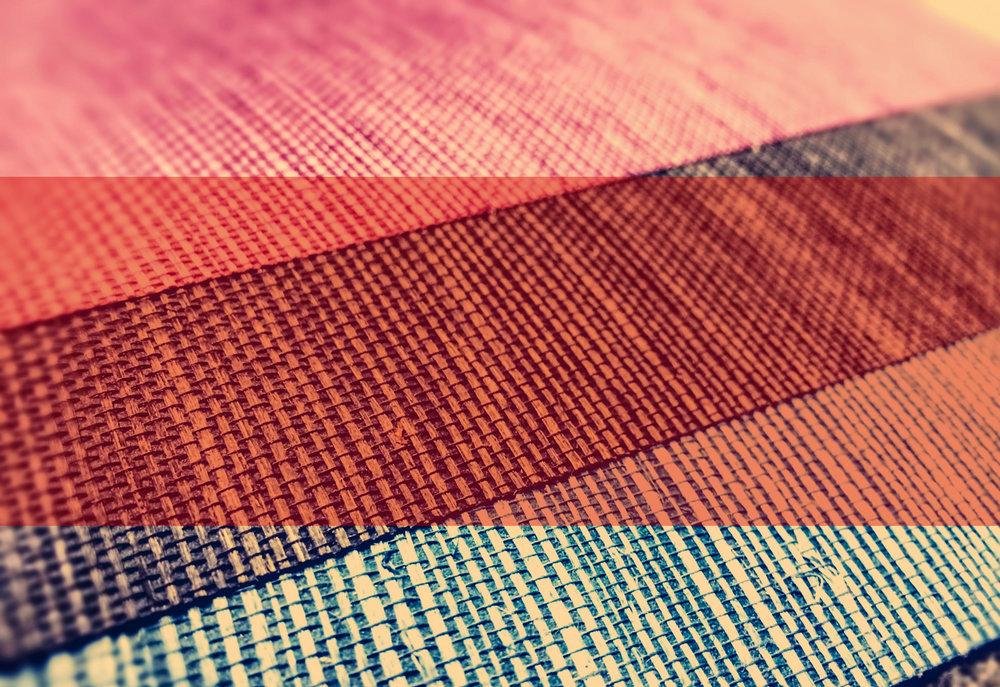 Shênzhèn - Grasscloths, Paperweaves, Textiles, Micas, & Corks