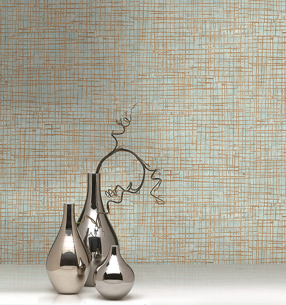 Titanium - Luxury European Wallcoverings