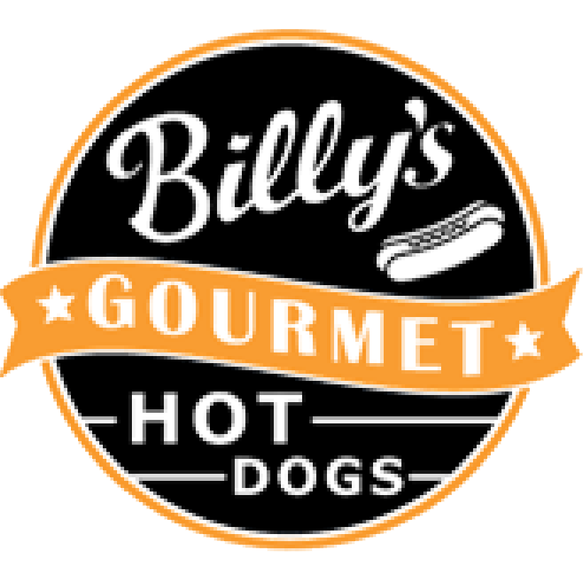 Billy's Gourmet Hot Dogs   Billy's is proud to serve the finestVienna Beef Hot Dogs and specialty sausages available. We hand-cut fresh idaho potatoes with skins-on...no factory, no chemicals, just great flavor! We craft our frozen delicacies from the finest ingredients!