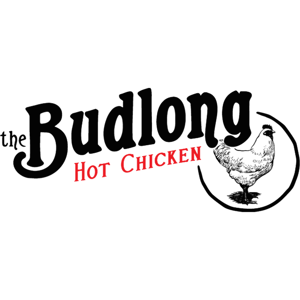 Budlong Chicken   We use locally sourced, anti-biotic & hormone free chickens. Each plate is served atop Texas toast, with house-made pickles. Our sides are made from scratch daily. Budlong biscuits, collard greens, mac n cheese, & red potato salad.  We also serve house-made banana pudding! Join us for a meal, a smile, and some funky jams (dancing optional).