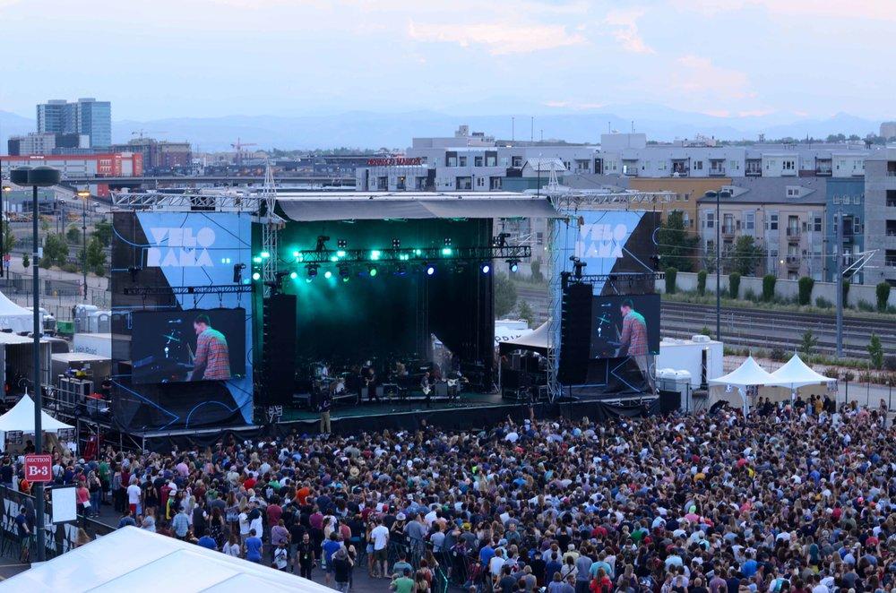 Velorama Festival, Saturday Night - Cold War Kids