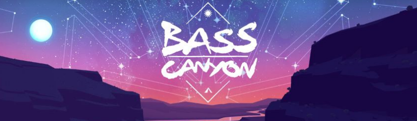 AUGUST 24 -26 - THE GORGE - BASS CANYON