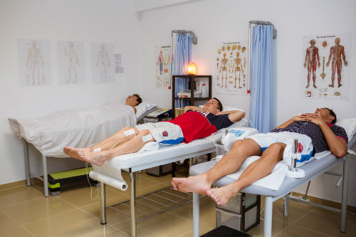 Athlete Massage and Physiotherapy Program -