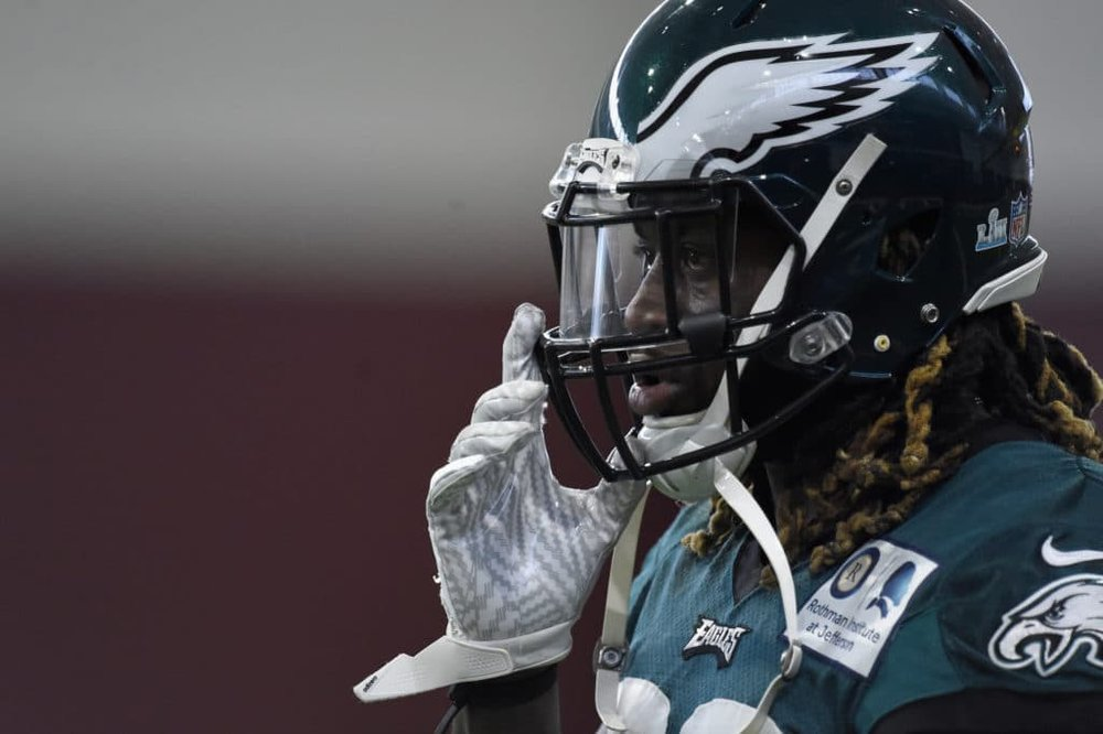 Jay Ajayi hoping personal chef, added vegetables and expanded playbook lead to big year with the Eagles- The Athletic