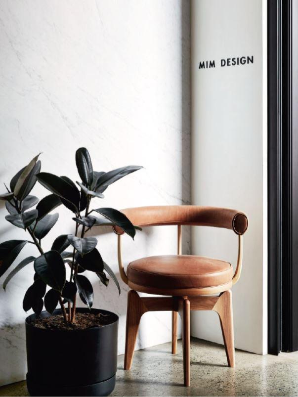 Mim Design studio shoot for Belle Magazine 2017