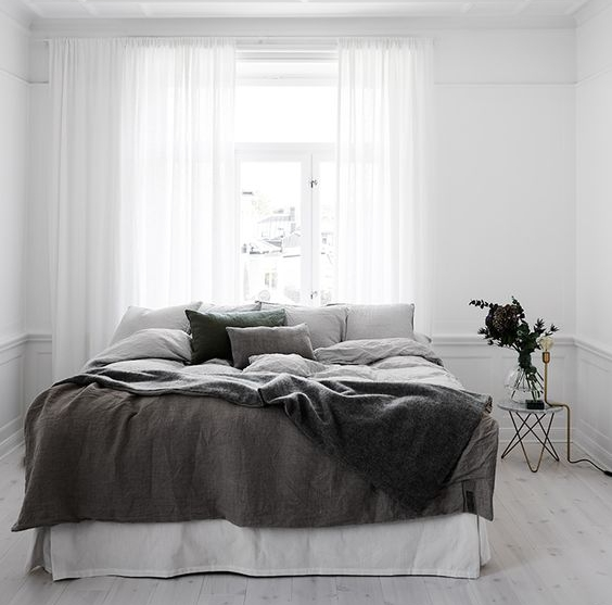 Scandinavian - Dreamy Scandinavian interiors feature raw materials, pastel hues of monochromes and minimal colour. Scandinavian design is all about adding a nature-inspired element to the space while keeping it feminine and balanced.