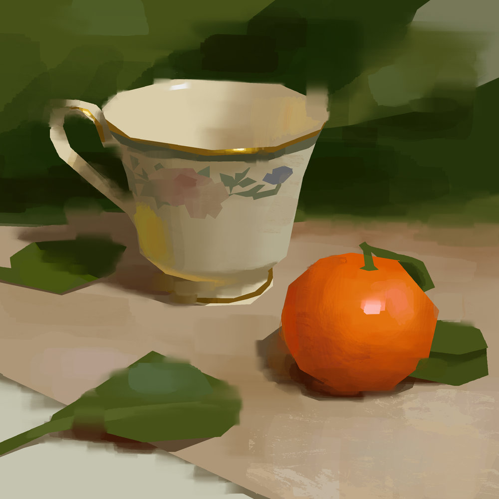Digital Still Life