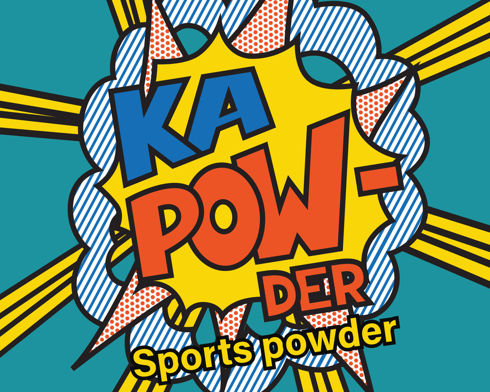 A Sports Powder Packaging - Working in a with Industrial Technology & Packaging students in designing and creating the physical product package. A compact and portable sports powder that can be use on the go.