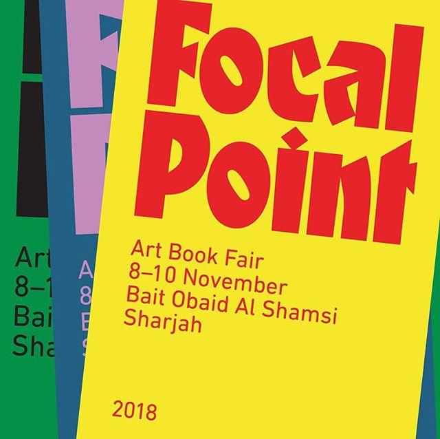 Heading to Sharjah, UAE!  Presenting a diversity of Iranian Artists' books in the first installment of FOCAL POINT an art book fair organized by the Sharjah Art Foundation (SAF). From 8 to 10 November 📚📚📚📚 بازار کتاب هنری بن در اولین حضور بینالمللی، در تاریخ ۱۷ تا ۲۰ آبان ماه در بازار کتاب هنری FOCAL POINT در شهر شارجه امارات شرکت خواهد کرد و مجموعهای از کتابهای هنرمندان و ناشران مستقل ایرانی را به نمایش خواهد گذاشت! #focalpointsharjah #sharjahartfoundation #bonartbookfair #iranianartbooks