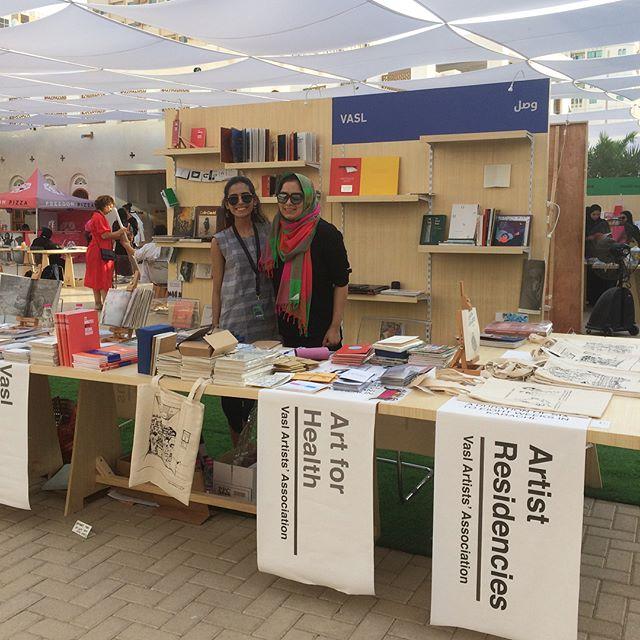 Some amazing books from amazing publishers of Pakistan, Mexico, Australia, Moracco, Italy and Hong Kong has collected for our archive! At FOCAL POINT art book fair at Sharjah Art Foundation (SAF) 📚📚📚📚📚📚 کتابهای ارزشمندی از ناشرانی از پاکستان، مکزیک، استرالیا، مراکش، ایتالیا و هنگکنگ به آرشیو بازار کتاب هنری بن اضافه شد. در بازار کتاب هنری فوکال پوینت در شارجه! #sharjahart #focalpointsharjah #bonartbookfair #artbookfair