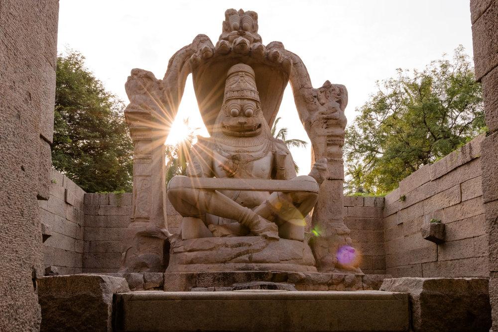 Ugra Narasimha Temple