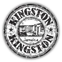Kingston-City-Jamaica-Grunge-Travel-Stamp-Car-Bumper II.jpg