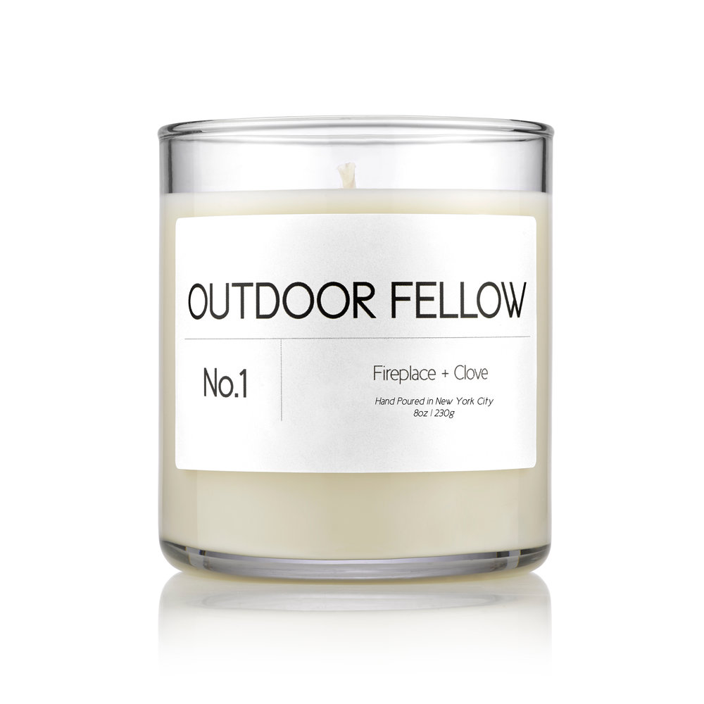 The perfect candle. - Hand poured with soy wax and essential oils and a clean design makes Outdoor Fellow ideal for any setting.- Keeps your home smelling fresh all year long- Makes gift giving simple and easy- No commitments and 100% satisfaction guaranteed- 5% of proceeds support The Trust for Public Land