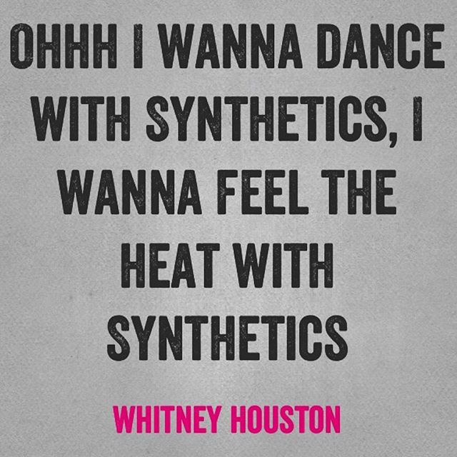 When the Queen of the Night speaks gospel ✨🙏🏽🖤💕📜 #wearesynthetics #theultimate80sworkoutexperience