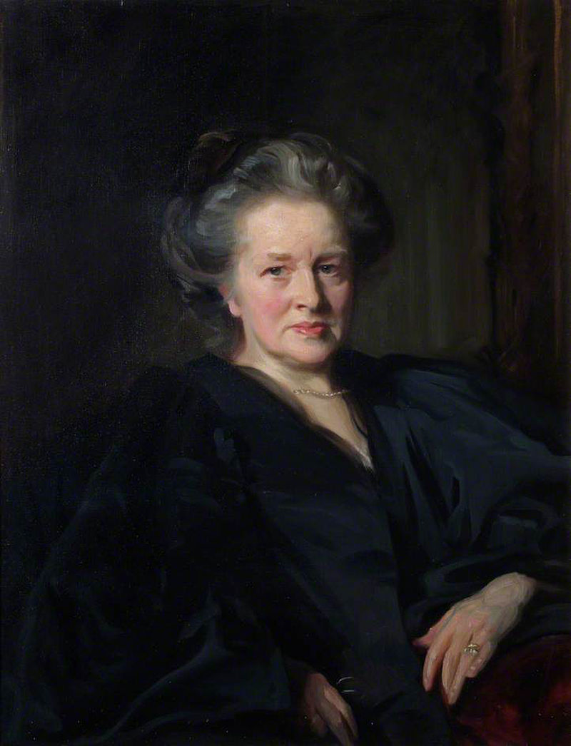 Elizabeth Garrett Anderson, the first woman to qualify as a physician and surgeon in the United Kingdom