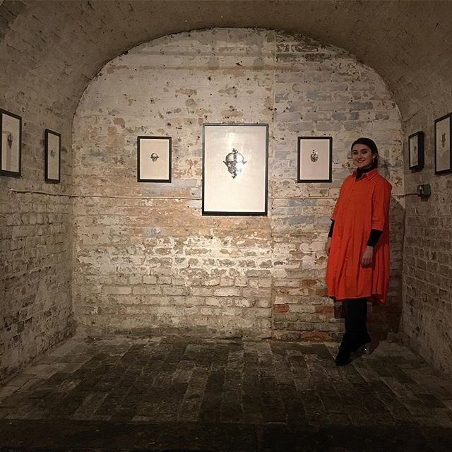 Great night at the Private View last night! Thank you to everyone who came along and supported us all. The exhibition is on until the 28th Nov at the Crypt Gallery, Euston ✨ . #art #artist #gallery #exhibition #drawing #fineart #print #skull #diamonddust #crystal #church @workinprogressdvce