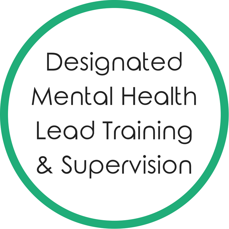 Designated Mental Health Lead Training and Supervision