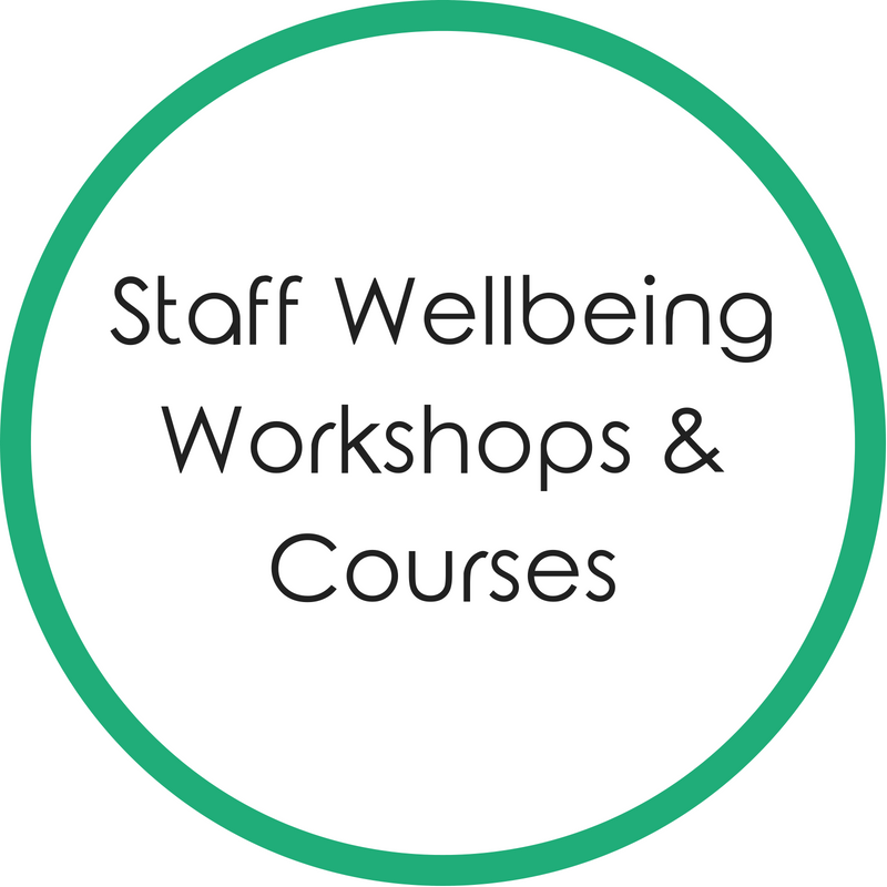 Staff Wellbeing Workshops & Courses