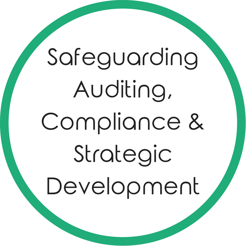Safeguarding Auditing, Compliance & Strategic Development