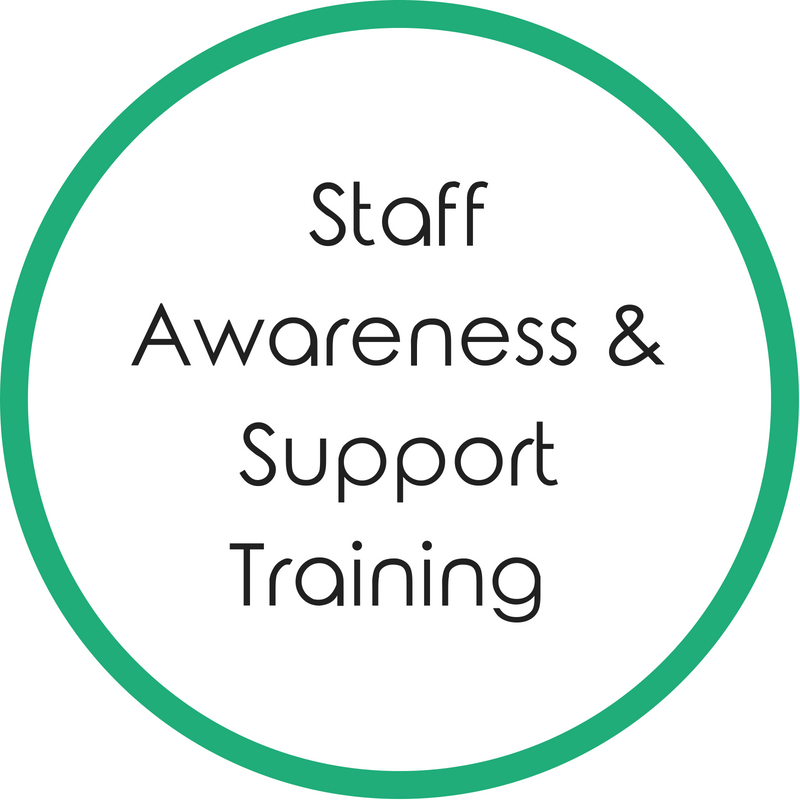 Staff Awareness and Support Training