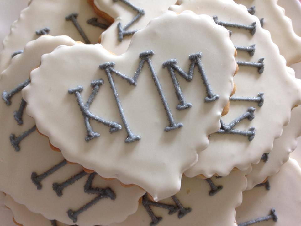Custom Cookies -