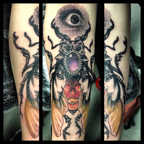 Jacob Gurganus — Planet Ink Tattoos