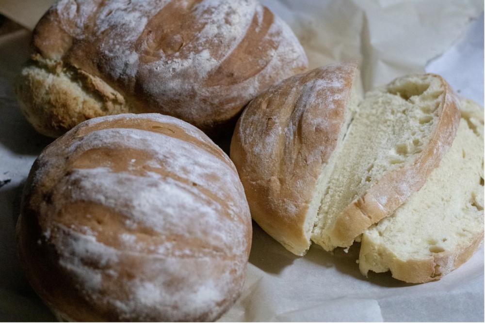 Easy Vegan Artisan Bread
