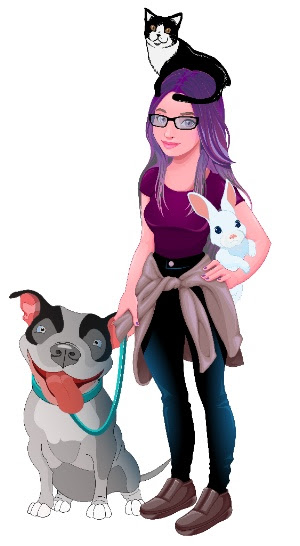 The Purple Pet Lady