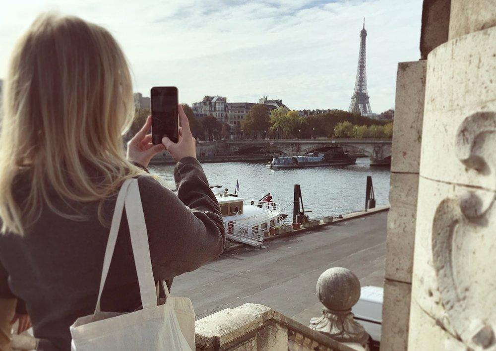 Embrace Your Baggage Paris