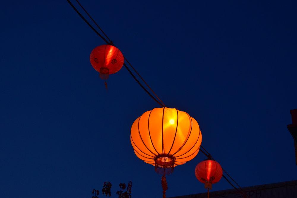 China Town, Victoria, BC