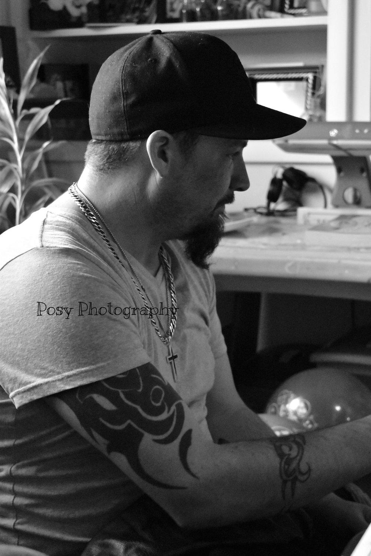 Portrait - Turning hardship into success, Westshore, BC