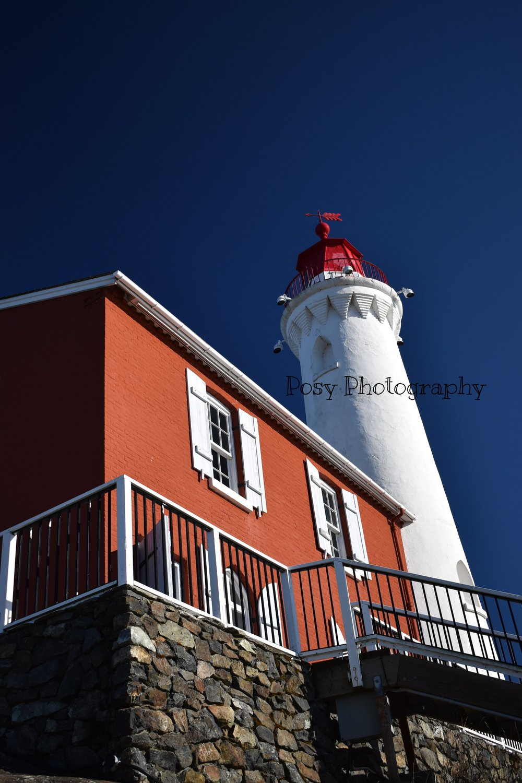 Fisgard Lighthouse, Colwood, BC