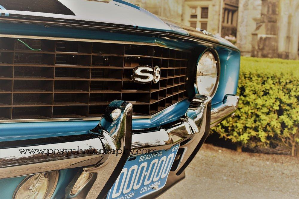 1969 Camaro - SS