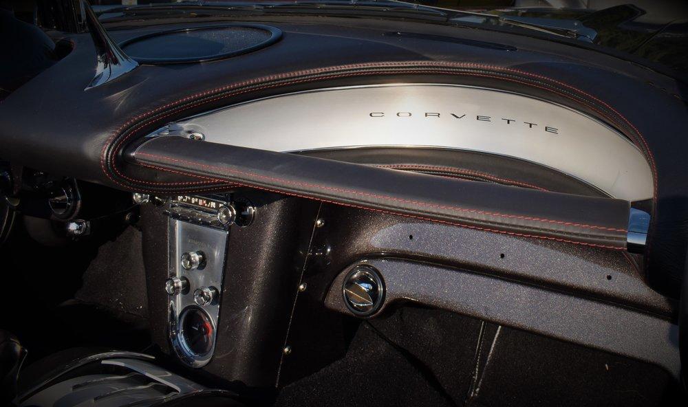 Corvette - Sleepy Hollow Car Show - Sunshine Coast