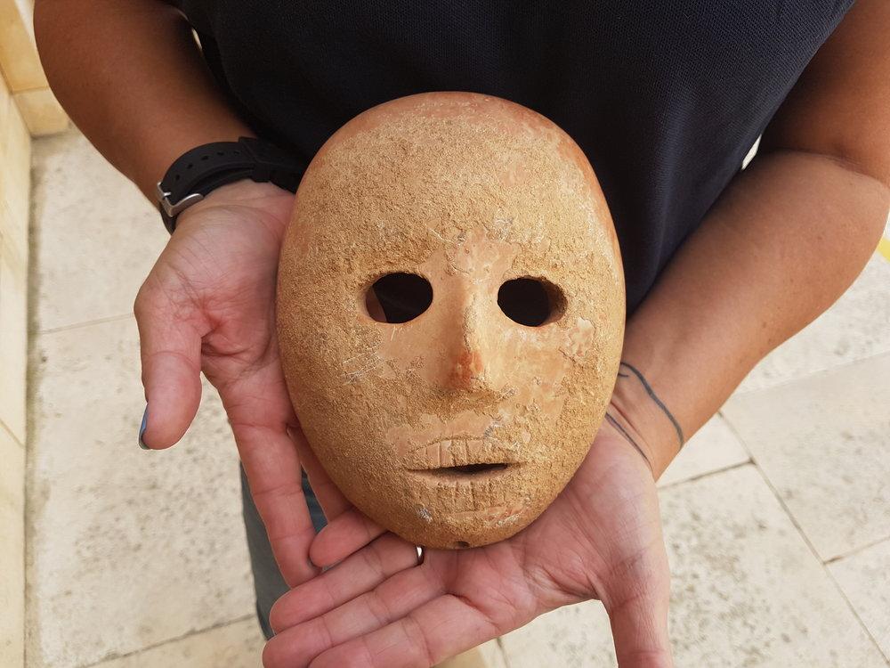 Photo:  Antiquities Theft Prevention   Unit, Israel Antiquities Authority
