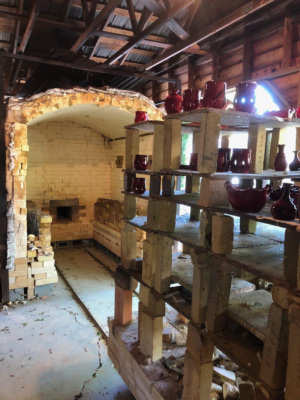 a typical kiln