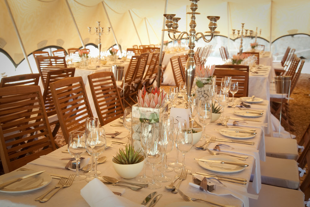 MORE THAN JUST TENTS - At Pure we are about more than just tent hire. With our vast experience we will assist you in ensuring all elements of your events are truly exceptional.