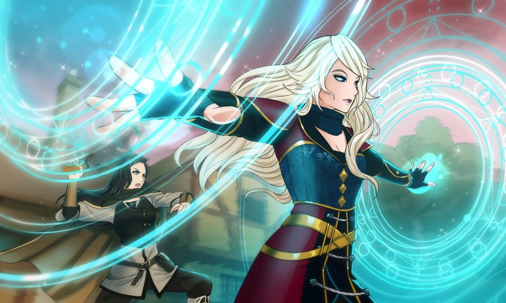 Love and LEGENDS - Love & Legendsis a free-to-play, narrative branching game developed by Voltage USA for the aggregate mobile app Lovestruck.Players are thrown from the modern world into a medieval fantasy setting, with seven different character routes to explore.