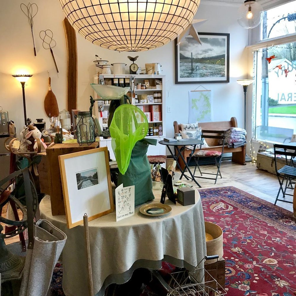 Roxbury General Store - A modern general store in the Catskills. Carefully curated, locally sourced.