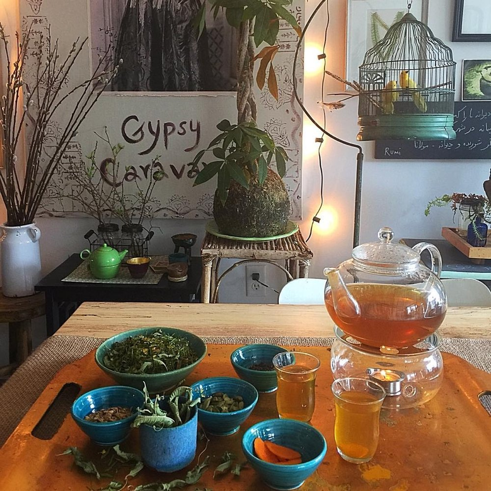 - Join us at Tay Teafor a tasting and a chance to enjoy Nini's hospitality.