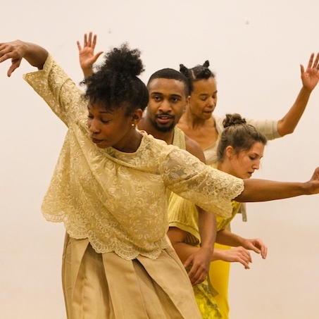 Delirious Dances Three Rites: HappinessEdisa Weeks - An interactive performance about happiness and joy.