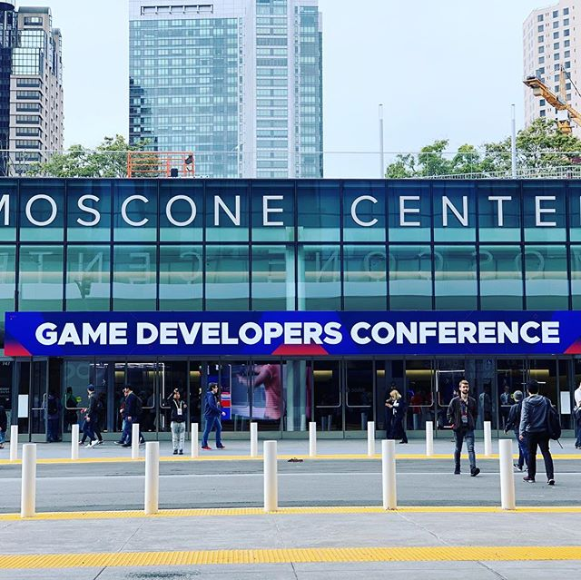 GDC was such a blast this year! So proud to see our friends and colleagues pushing the boundaries of immersive design and technology at @magic leap @magnopus @oculus @ilmxlab @sidefxhoudini .  And a big thank you to Joey Yazzolino, sales manager for GDC (and neighbor) for helping make it happen!  #gdc2019 #magicleap #iammica #magnopus #cocovr #bladerunner2049 #sidefxhoudini #oculus #ilmxlab #immersivedesign #xr #vr #ar #mixedreality