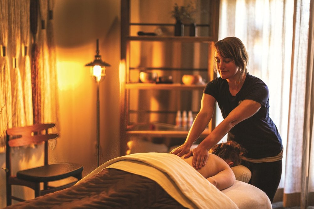 Relax - !0% off spa treatments for retreat guests